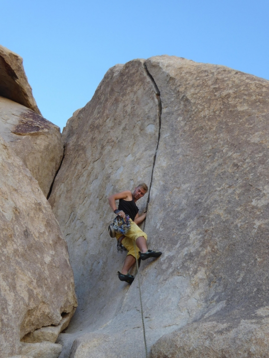 A picture from Joshua Tree by Etienne Bernard