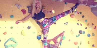 New Rock Climbing Gym