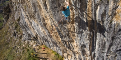 A picture from Andonno by Climbing Technology