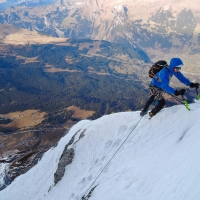 Eiger by Morgan Baduel