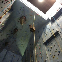 Newcastle Climbing Centre by Ivan Cairns