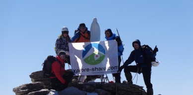 A picture from Gran Paradiso / Grand Paradis by Explore-Share