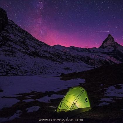 Zermatt by Ronen Golan