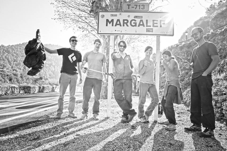 A picture from Margalef by Black Diamond