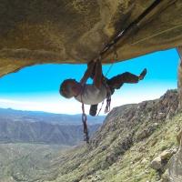El Cajon Mountain by Maxim Ropes