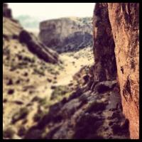 Kazıklı Ali Canyon by Sercan Ilkbag