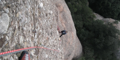 A picture from Montserrat by Lluis Molins