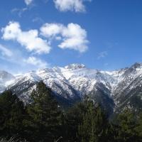 Mount Olympus by Dimitris N.