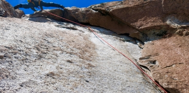 A picture from Frey by Climbing Technology