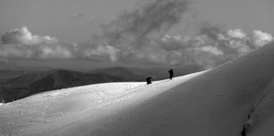 A picture from Argentière by Fabio Palmieri