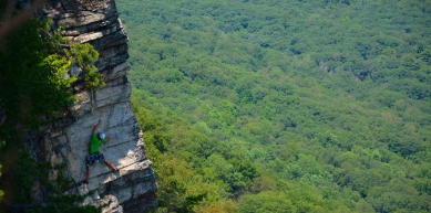 A picture from The Gunks by Time To Climb