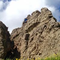 Harborough Rocks, Peak District by Peter Naylor