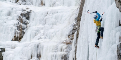 A picture from Rock Canyon by Maxim Ropes