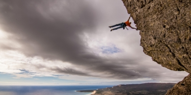A picture from Tarifa, San Bartolo by Globe Climber