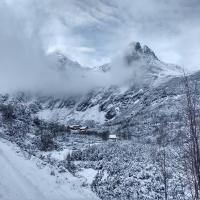 Vysoké Tatry / High Tatras by Csilla Poór