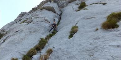 A picture from Alpi Apuane / Apuan Alps by Fabio Palmieri