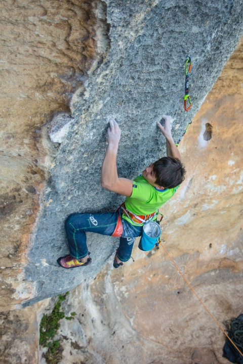 A picture from Alveare by Climbing Technology