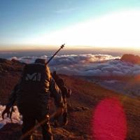 Kilimanjaro / Uhuru/Kibo Peak by Fabior De Nulle Part