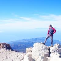 Pico del Teide by Thijs Van Gils