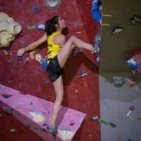 Sydney Indoor Climbing Gym Villawood by Stephanie Hopkins