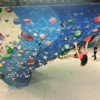 Momentum Indoor Climbing, Millcreek by Stephanie Hopkins