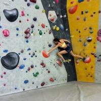 Momentum Indoor Climbing, Lehi by Stephanie Hopkins