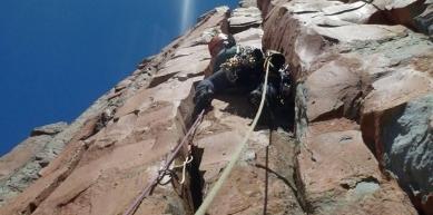 A picture from Cerro Colorado by Otaviano Montes Zibetti