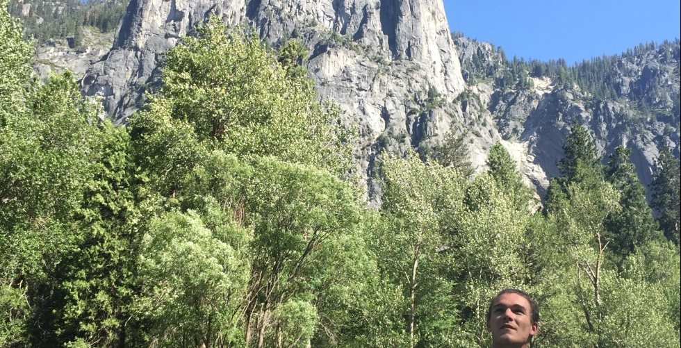 Surrounded by Giants in Yosemite