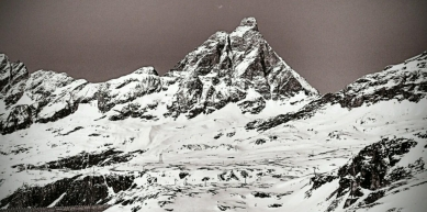 A picture from Matterhorn by Nicola Cominetti