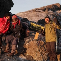 Kilimanjaro / Uhuru/Kibo Peak by Mount Kilimanjaro Expeditions
