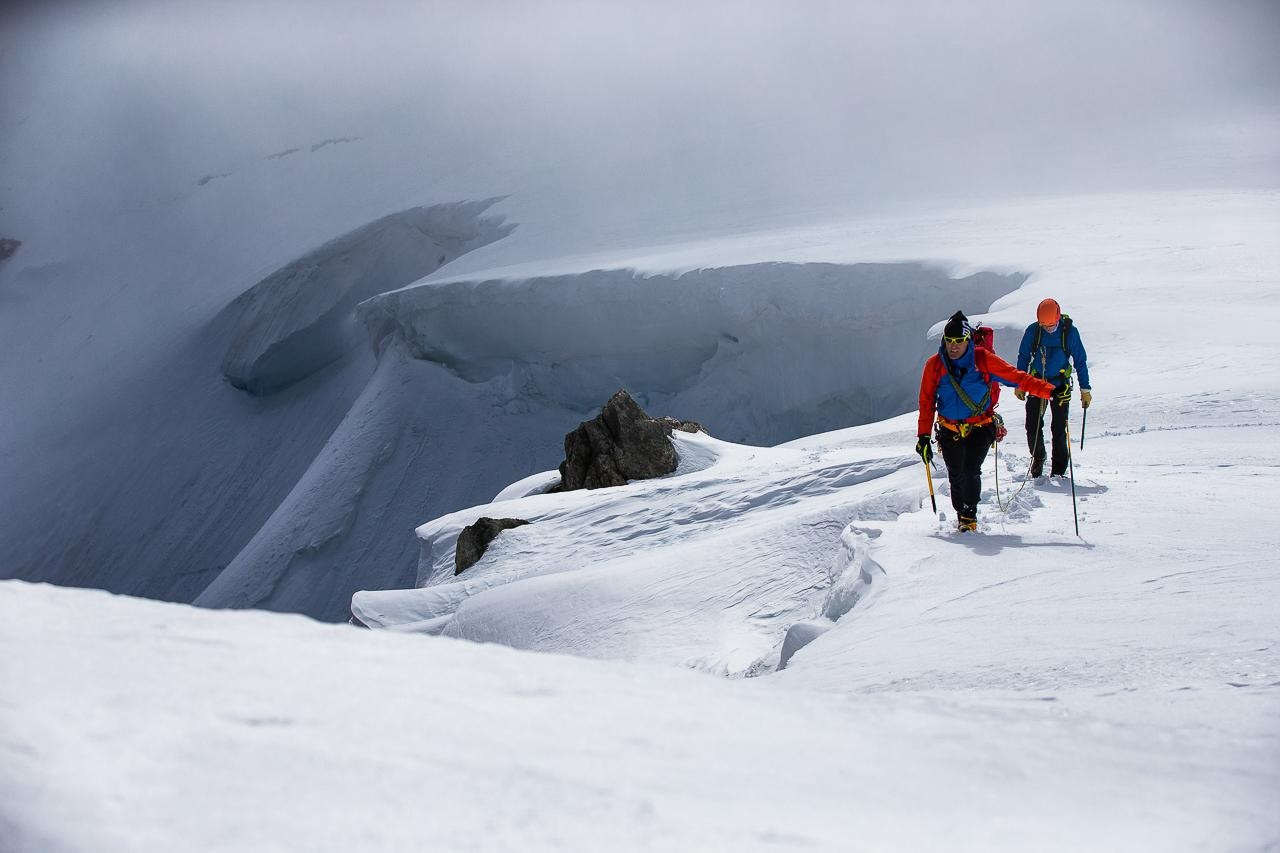 A picture from Chamonix by Cebe