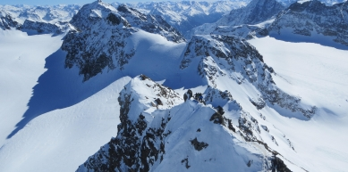 A picture from Silvretta Mountain Range by Josep Borras