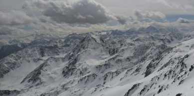 A picture from Schlanderer Spitze by Alice Donini