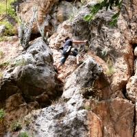 Jungle Rock Margalla Hills by Shehryar Khattak