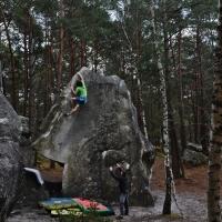 Fontainebleau by gabriel hannart