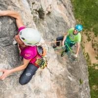 Madonna della Rota by Climbing Technology
