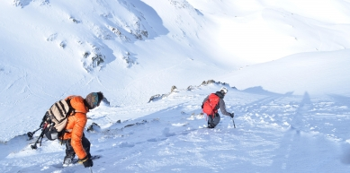 A picture from Pico de Paderna by César Muñoz