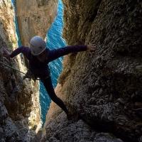 Montagna Spaccata by direzione verticale