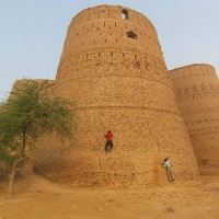 Derawar Fort by karim shah nizari