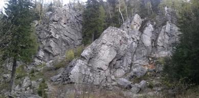 A picture from Krucze Skały by Bartosz Różański