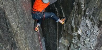 A picture from Slate Quarries by La Sportiva