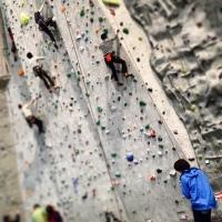 Edinburgh Indoor Climbing Arena (EICA), Ratho by Ross Young
