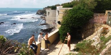 A picture from Cala Del Leone by Fabio Palmieri
