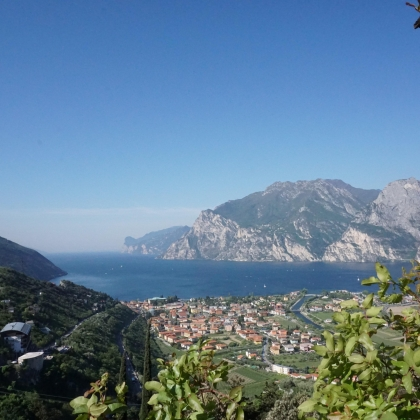Lago di Garda / Lake Garda / Gardasee by KRXLN climb.ride.hike.