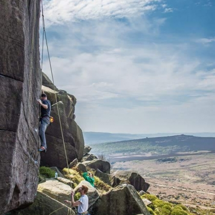 Burbage South, UK by Dave Heaton
