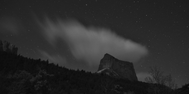 A picture from Mont Aiguille by daniel geyer