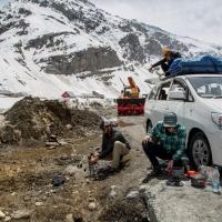 Chulu West Peak by MSR Gear