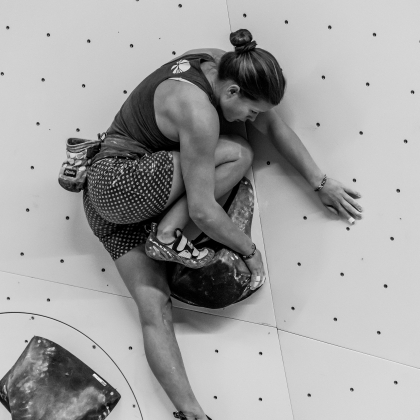 Mandala Boulderhalle Dresden by Moments in Movement by Fab