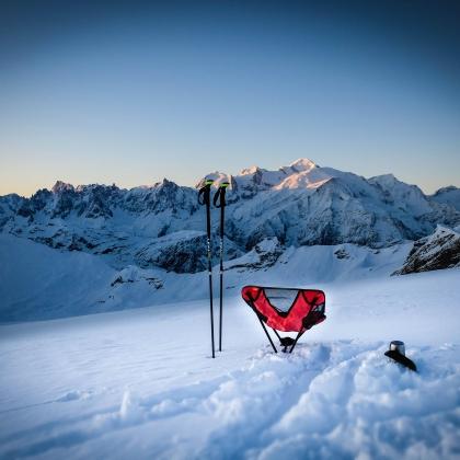 Mont Blanc / Monte Bianco by LEKI