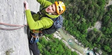 A picture from Gorges du Verdon by Denis Hoste